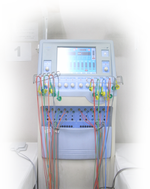 SSP電気的ツボ刺激治療